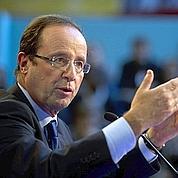 François Hollande passe à l'offensive sur la crise