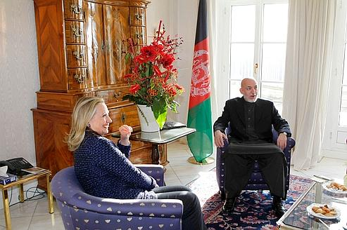 L'Occident réaffirme son soutien à Kaboul