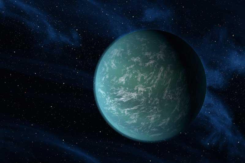<b>Jumelles</b>. Les Américains l'ont baptisée Kepler 22. Presque deux fois et demie plus grosse que la Terre, elle est considérée par les scientifiques comme une sœur éloignée de la planète bleue. Pour confirmer l'existence de cette exoplanète, la Nasa s'est appuyée sur les observations de la sonde américaine Kepler. Lancée en mars 2009 et dotée d'un puissant télescope, elle a pour objectif de rechercher des planètes «sœurs» de la Terre, susceptibles d'abriter la vie. La sonde doit notamment observer 100.000 étoiles semblables au Soleil pour trouver de potentielles exoplanètes. Près de 700 ont déjà été découvertes depuis 1995. Inutile cependant d'imaginer s'exiler un jour sur Kepler, qui se trouve à une distance d'environ 600 années lumière, soit 5.676.600 milliards de kilomètres.