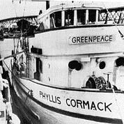 Greenpeace habitué des coups d'éclat