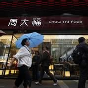 Joaillerie: un géant chinois entre en Bourse