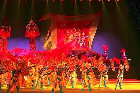 Mulan, une saga acrobatique
