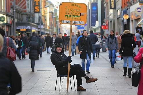 Face à la crise, l'Irlande s'impose plus d'austérité