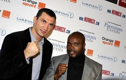 Klitschko n'affrontera pas Mormeck