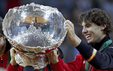 Nadal la jouera individuel en 2012