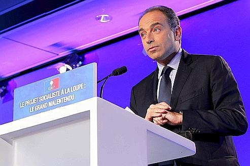 L'UMP présenteson projet pour l'Europe