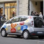Autolib' fâche les loueurs et les taxis