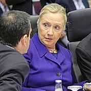 Clinton dénonce la «ségrégation» en Israël