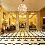 Le lobby du Claridge's (richard booth)
