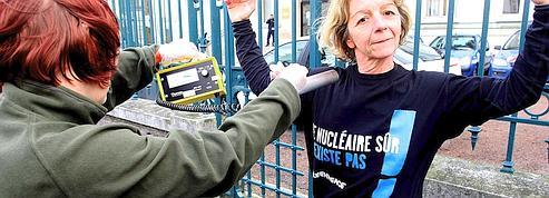 Les activistes de Greenpeace libérés, mais placés sous contrôle judiciaire