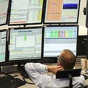 La Bourse de Paris termine dans le rouge