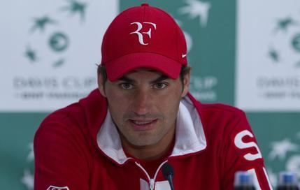 Federer jouera contre les USA