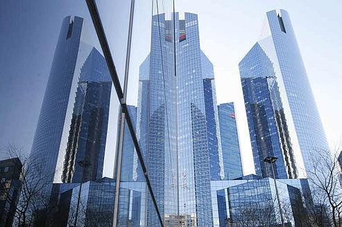 L'Europe réduit la pression sur les banques françaises
