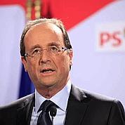 Opération séduction d'Hollande chez Areva