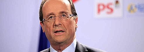 Opération séduction de François Hollande chez Areva