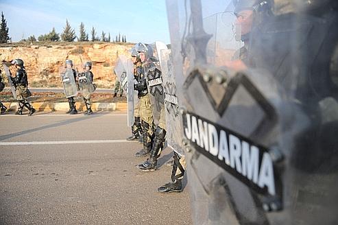 La frontière turco-syrienne sous tension