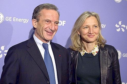 Énergie : partenariat entre EDF et General Electric