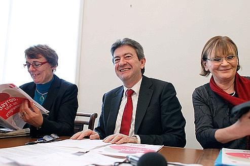 Mélenchonqualifie Bayrou d'«adversaire»