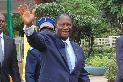 Ouattara veut normaliser la Côte d'Ivoire par les urnes