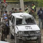 Cinq soldats français blessés au Liban