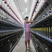 Chine : les exportations marquent le pas
