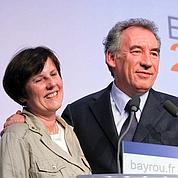 2012 : Bayrou enrôle son épouse