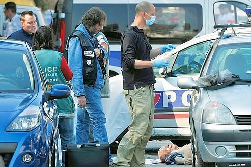 Marseille sous la loi des gangs