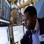 Wall Street clôture en nette baisse