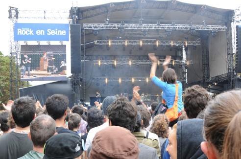 Rock en Seine 2012 : 1000 forfaits en vente pour Noël