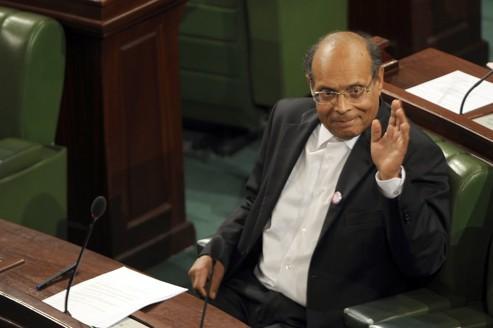 Moncef Marzouki, un président à poigne pour la Tunisie