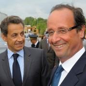 Hollande donné gagnant en Bourse