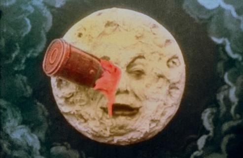 Le Voyage extraordinaire (suivi du Voyage dans la lune de Georges Méliès)