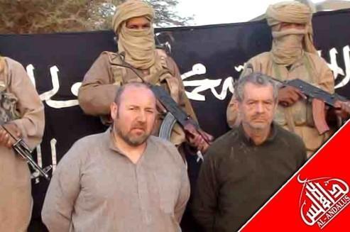 Arrestations au Mali après l'enlèvement de deux Français