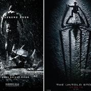Spider-Man et Batman, noir c'est noir