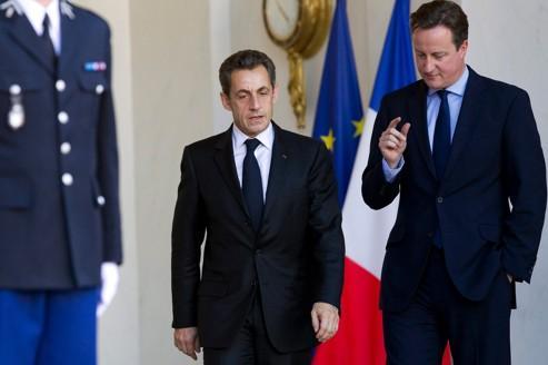 Sarkozy : «Nous avons besoin de la Grande-Bretagne»