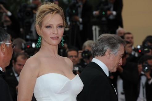 Uma Thurman dans la nouvelle série de Spielberg