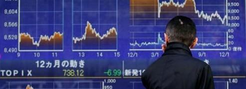 L'Europe pèse sur les Bourses asiatiques