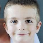 La police a diffusé un portrait de Mathis Jouanneau, enlevé par son père.