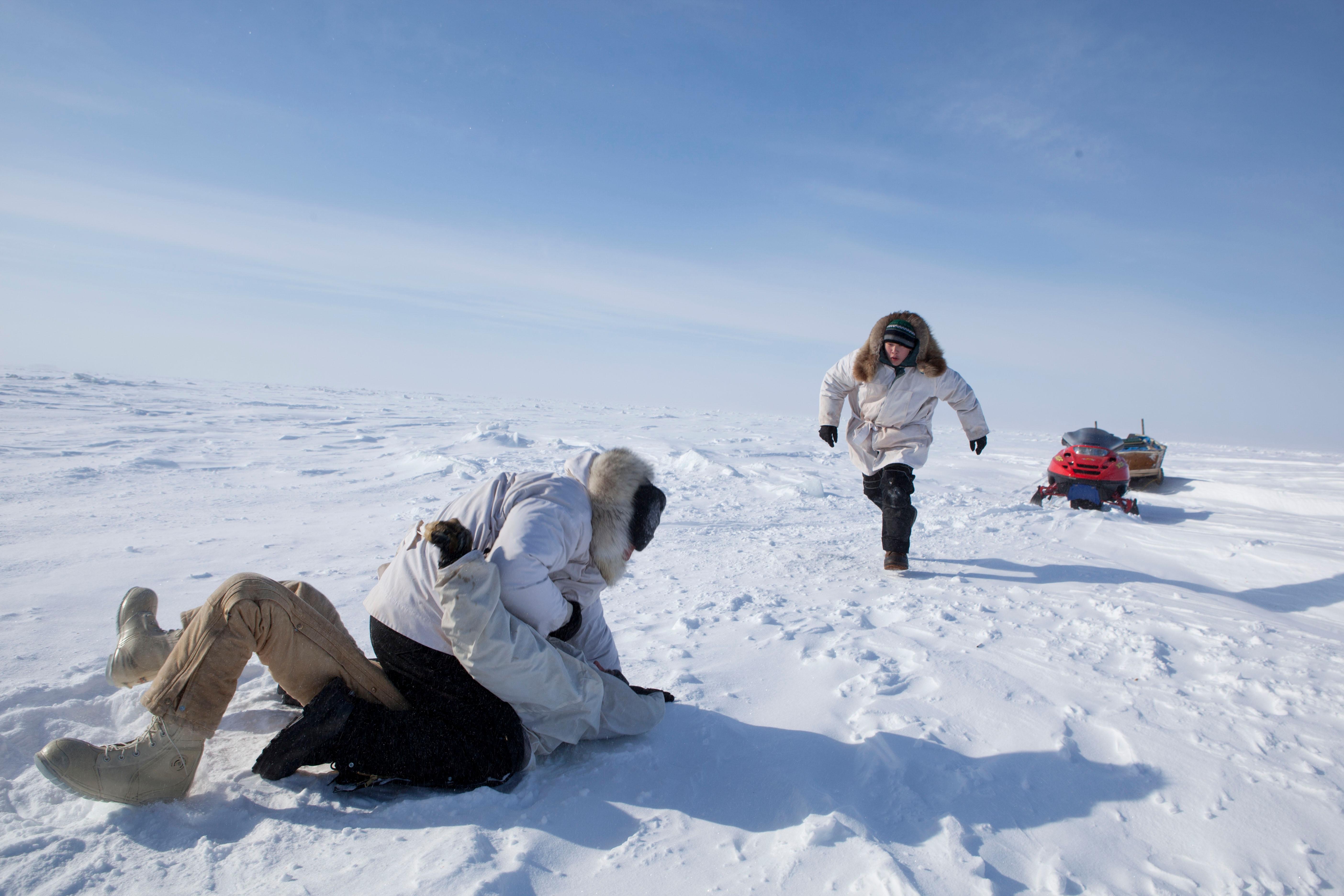 On the Ice, polar polaire