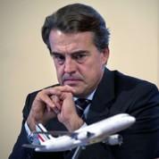 Air France : 2000 postes supprimés en 2012
