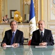Chirac restera au Conseil constitutionnel