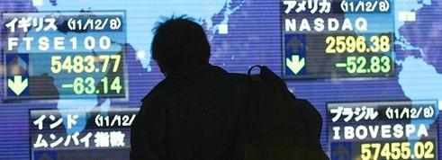 La Bourse de Tokyo s'enfonce un peu plus dans le rouge