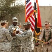 Irak : les militaires américains se retirent