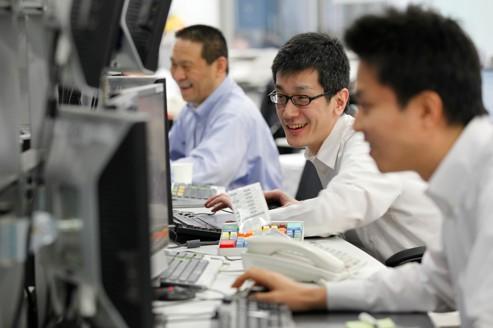 Les Bourses asiatiques se donnent un peu d'air