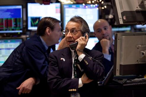 La Bourse craint une récession aussi forte qu'en 2008/2009