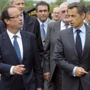 Léger tassement pour Hollande et Sarkozy