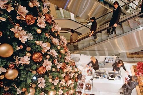 Les commerçants ont six jours pour réussir leur année 2011