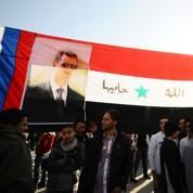 Qui sont les manifestants pro-Assad?