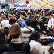 La grève s'étend dans les aéroports