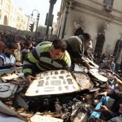 L'Institut d'Égyptefinit en cendres